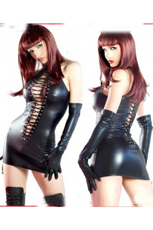 V55 Costum Latex Sexi