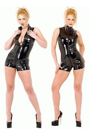 H10A - Costum Latex Sexi - Costumatie Latex