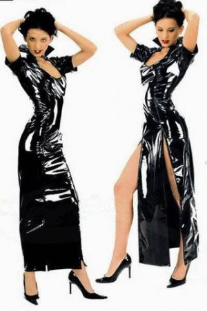 R15 - Costum Latex Sexi - Costumatie Latex - Costum Animatie