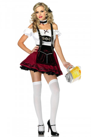 G147 Costum tematic, model chelnarita Oktoberfest