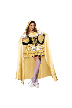 B506-9 Costum tematic Halloween - Goldilocks