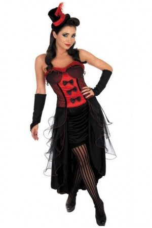E144 Costum tematic Halloween vampir