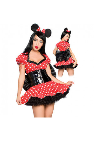 Z73 Costum tematic Minnie Mouse