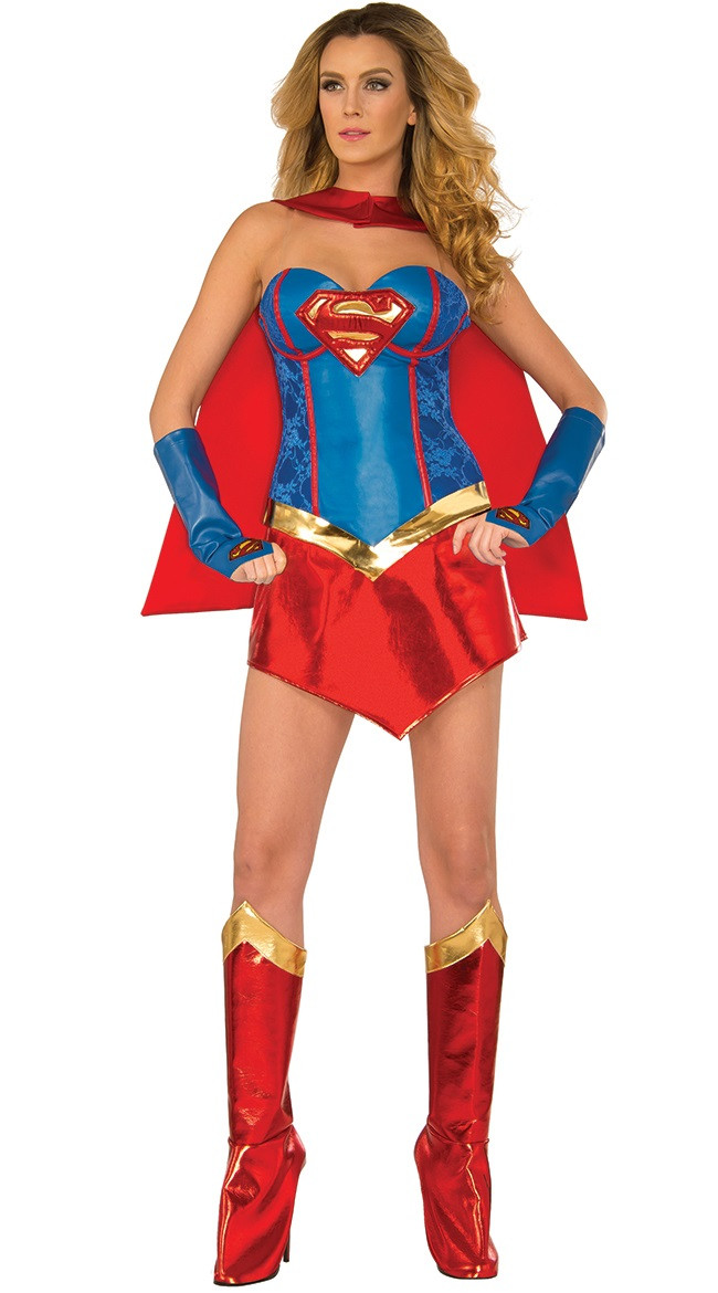 a427-43 costum tematic superwoman