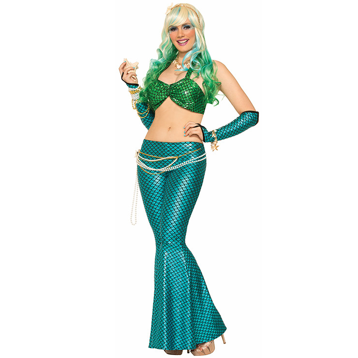 c509-12 costum tematic sexy mermaid fairytale