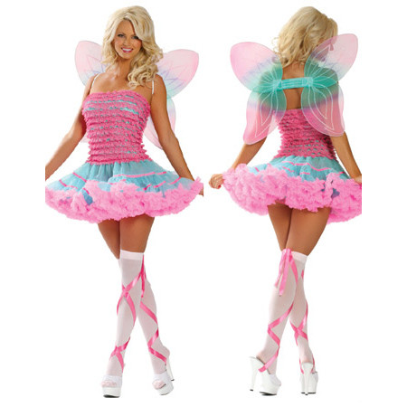 w73 costum tematic tinkerbell