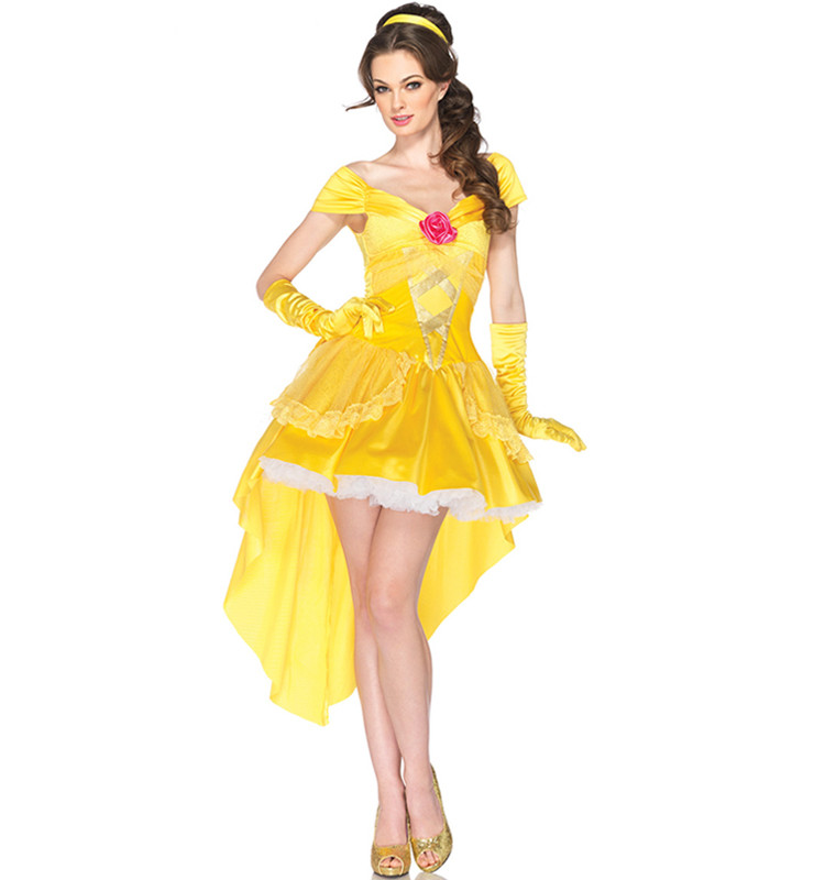 y304-9 costum halloween printesa