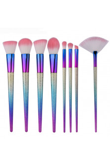 Make Up - AC1319-11 Kit make-up ce include 8 pensule de diferite forme si dimensiuni