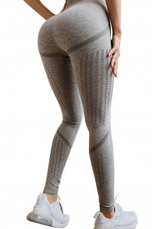 Pantaloni sport  - H642-18 Colanti sport, model pus-up