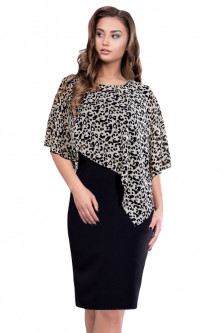 Made in RO - rochie animal print