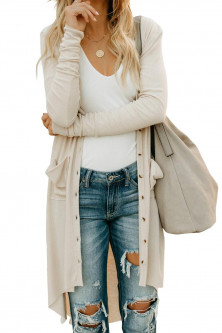 Plus Size - cardigan lung