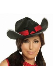 Accesorii tematice - PAL20-1 Palarie Cowgirl