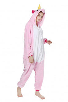 Haine - PJM43 Pijama intreaga kigurumi, model unicorn