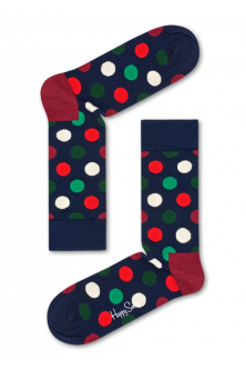 Sosete - STK403-4428 Sosete Happy Socks cu model buline