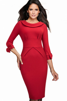 Rochii office - Rochie casual