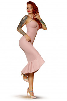 Made in RO - rochie roz