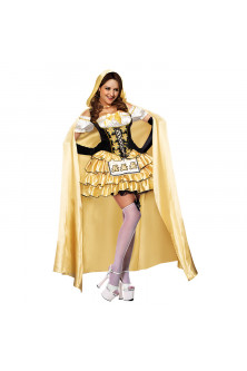 Alte costume tematice - B506-9 Costum tematic Halloween - Goldilocks