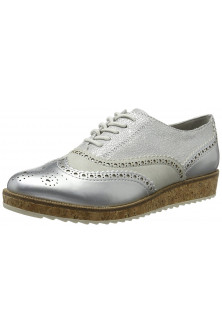 Casual - CH2429-6 Pantofi Oxford, model cu aspect perforat