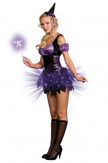 Basme si Legende - E142 Costum Halloween zana