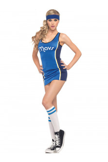 Sport - Racing - E321-4 Costum Halloween sport NBA