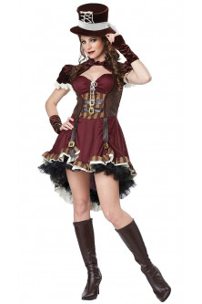 Epoca Medievala - J502  Costum Halloween burlesque