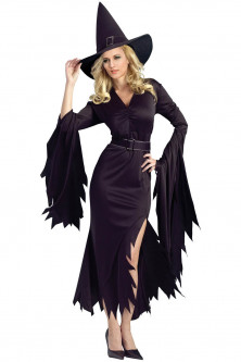 Vrajitoare - Vampir - K498-1 Costum tematic Hallowen - Gothic Witch