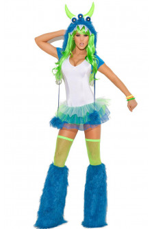 Animalute - N246-4 Costum Halloween monstru