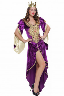 Alte costume tematice - P545-10 Costum tematic Halloween Queen Of Thrones