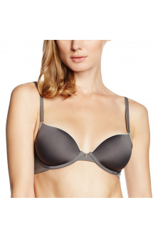 Lenjerie intima - TPH1296-18 Sutien casual, cu armatura si push-up Body Make-Up Essentials WHP