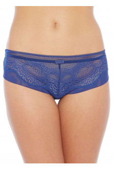 Triumph - TPH1336-4 Chilot hipster din plasa si dantela Beauty - Full Darling Hipster