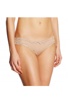 Clasici - TPH1370-155 Chilot clasic elegant, decorat cu dantela Brief Micro & Lace Mini