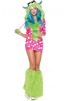 Animalute - W137 Costum tematic Haloween- Monster's University