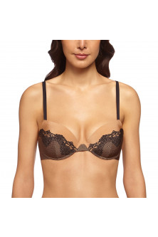SLG23-1151 Sutien elegant Light Illusion WHPM cu imprimeu