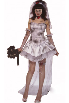 Q81 Costum Halloween de Mireasa